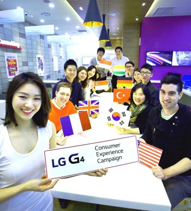 LG sucht Vorab-Tester für das LG G4 lg g4 LG G4: LG sucht Vorab-Tester Bild LG Consumer Experience 615x680