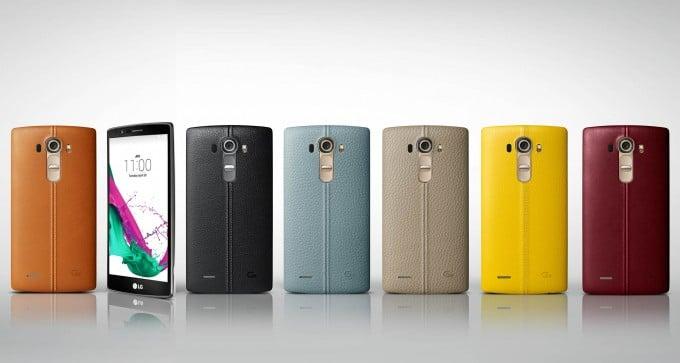 LG G4 Rückseite in Leder lg g4 Das neue LG-Flaggschiff LG G4 ist da Bild LG G4 Genuine Leather 1 680x363