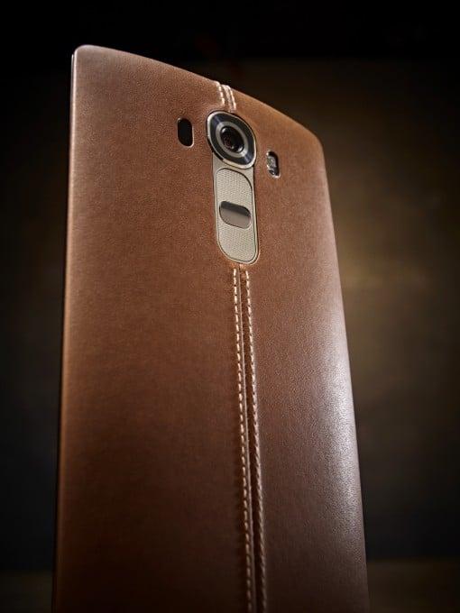 Neue Infos zum LG G4 Vorabtest LG Interview: LGs Smartphones und die Zukunft – mehr Premium soll kommen Bild LG G4 Genuine Leather 2 510x680