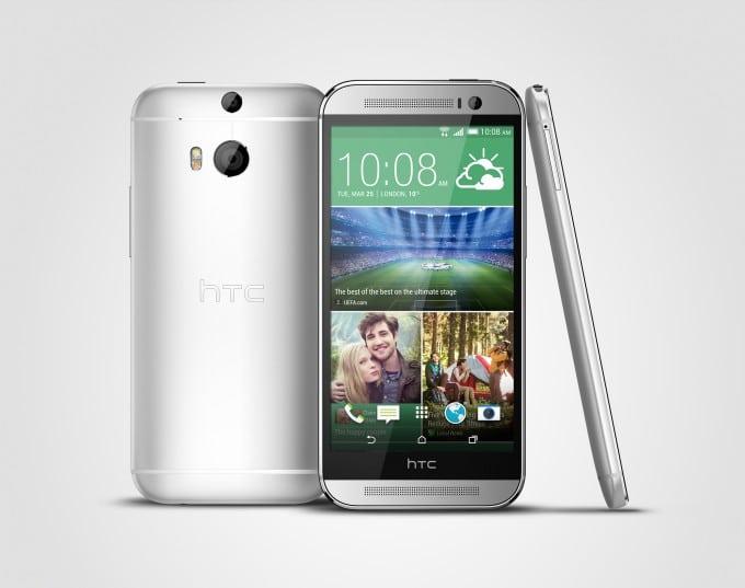 HTC One M8s vorgestellt HTC One M8s HTC One M8s offiziell vorgestellt HTC One M8 3V Silver 680x537