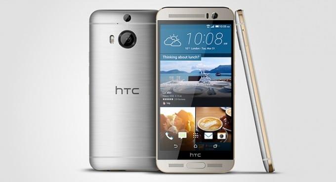 HTC One M9+ vorgestellt HTC One M9+ HTC stellt HTC One M9+ vor – Verkauf auch in Deutschland? HTC One M9  3V Silver Blog Header 680x368