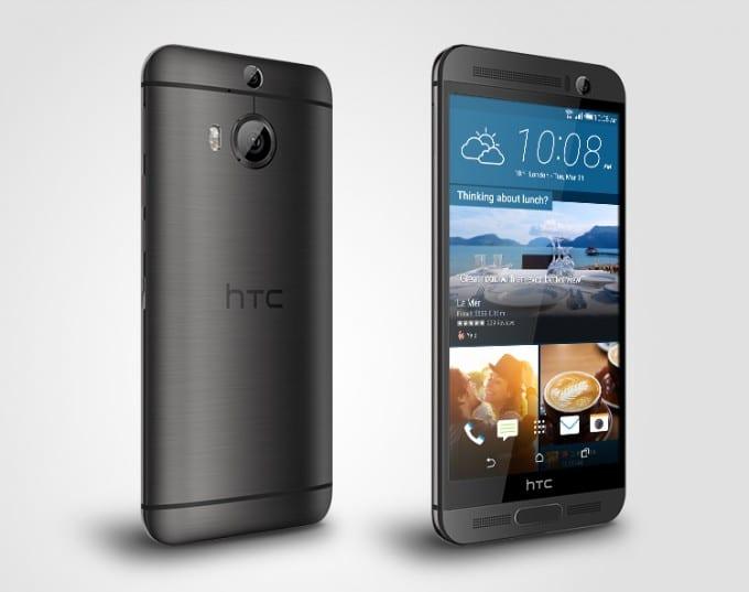 Das neue HTC One M9+ - vorerst nur in China erhältlich HTC One M9+ HTC stellt HTC One M9+ vor – Verkauf auch in Deutschland? HTC One M9  PerRight GunMetalGray 680x537