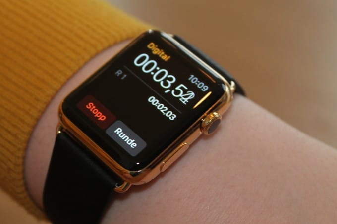 Apple Watch Edition - die Anprobe Apple Watch Apple Watch anprobieren? Kein Problem! IMG 6851 680x453