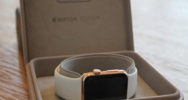 Apple Watch anprobieren? Kein Problem!