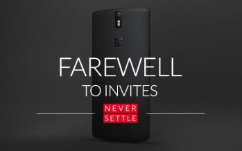 Invite-System von OnePlus One wird aufgehoben – nicht aber für den Nachfolger