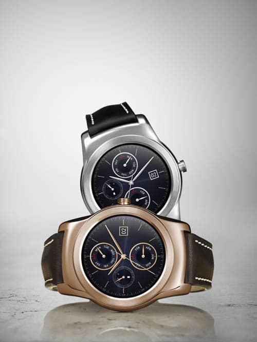 Der Verkauf der LG Watch Urbane startet bald LG Watch Urbane LG Watch Urbane Verkauf startet bald mit neuster Android Wear Version Watch Urbane 500