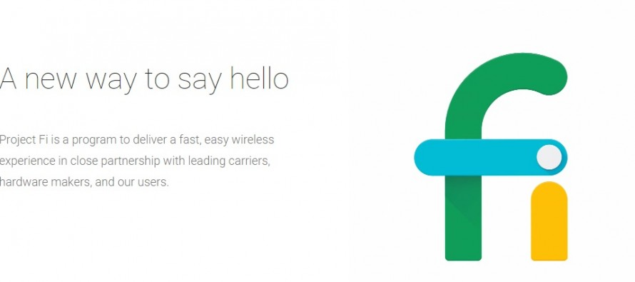 Project Fi – Googles neuster Clou