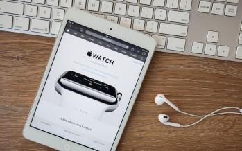 Apple Watch am ersten Tag eine Million mal verkauft