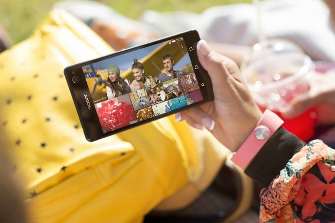 Sony Xperia C4 wird enthüllt xperia c4 Sony Xperia C4 bekommt gute Frontkamera 18 Xperia C4 680x453