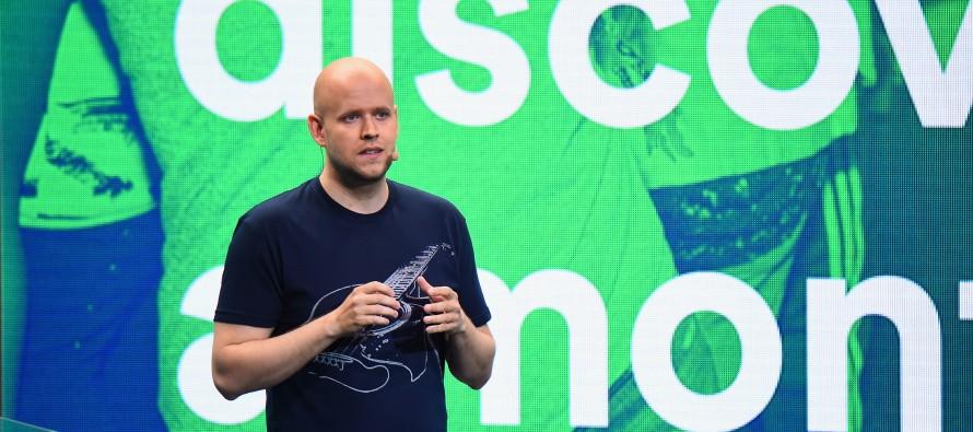Spotify wird mehr als ein Musikstreaming-Dienst