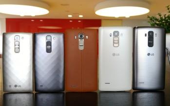LG erweitert die LG G4 Familie