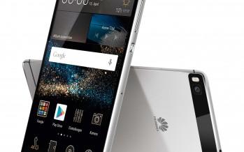 Verkauf von Huawei P8 und Huawei P8 lite startet