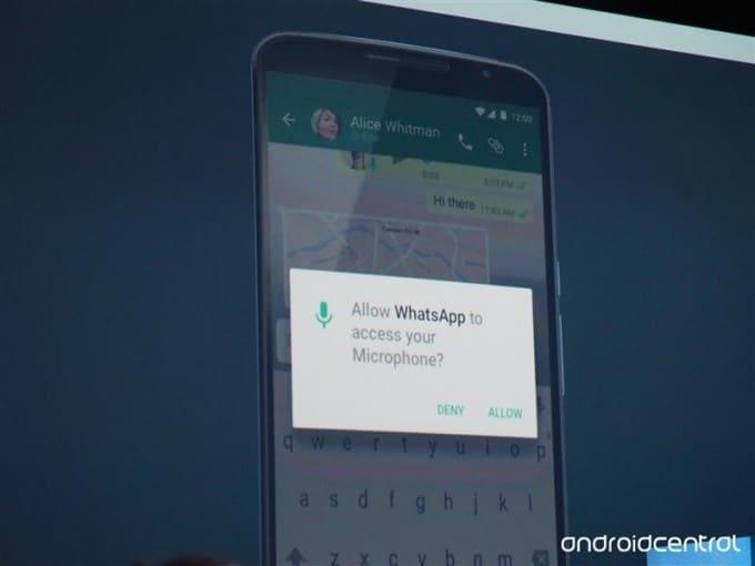 Google I/O: Android M bekommt App-Berechtigungen google Google I/O 2015: alle interessanten News zusammengefasst android m permissions 680x510