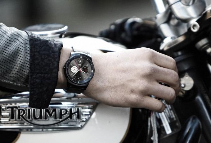 LG G Watch R - Design LG G Watch R Testbericht: Smartwatch LG G Watch R bild lg g watch r 1 680x459