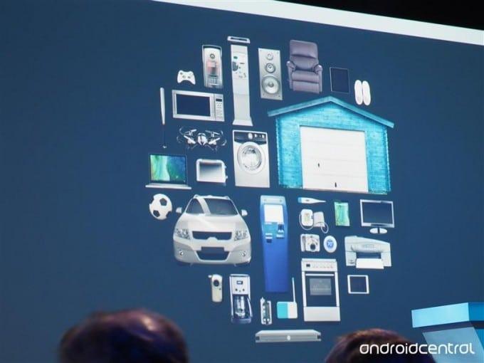 Google I/O: Project Brillo vernetzt das Haus google Google I/O 2015: alle interessanten News zusammengefasst connected home io stage 680x510