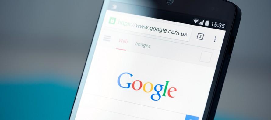 Google: die meisten Suchanfragen erfolgen von Mobilgeräten