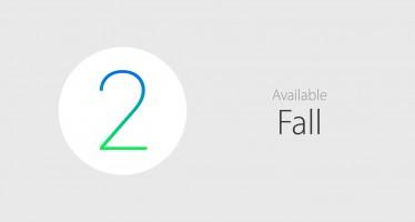 Apple präsentiert watchOS 2 – native Apps kommen