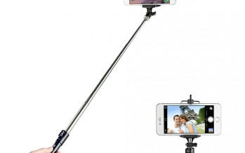 TaoTronics Selfie Stick mit Stativ im Testbericht