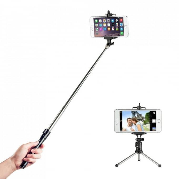 TaoTronics Selfie Stick mit Stativ im Test Selfie Stick TaoTronics Selfie Stick mit Stativ im Testbericht 51krNC7eDhL