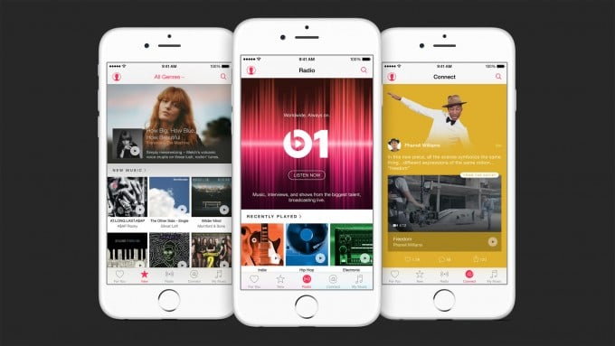 Apple Music mit dem Radiosender Beats 1 Apple Music Apple Music wurde enthüllt 76d39300246bf57f57350ed8871f6c27ccd95893 expanded large 2x 680x383