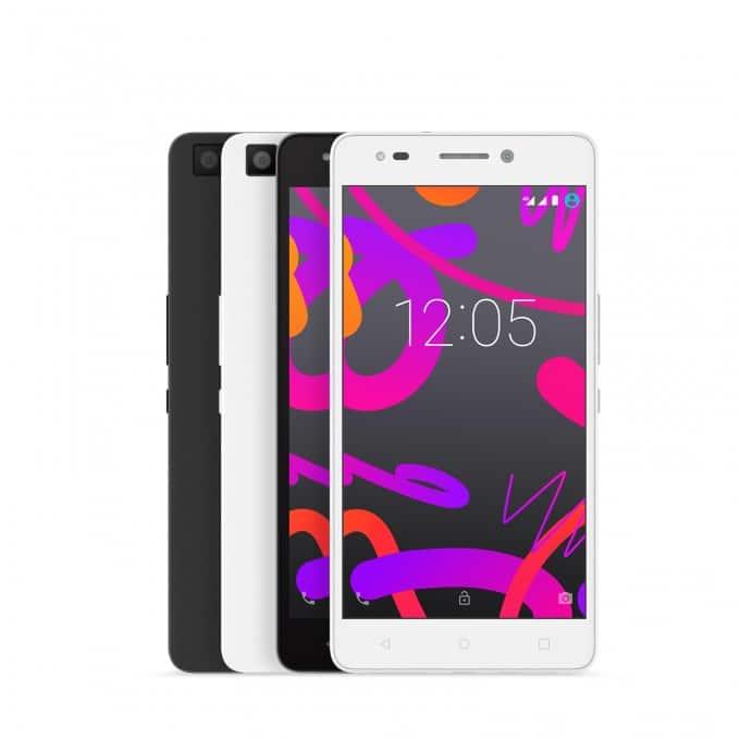 Das BQ Aquaris-M5.5 ist das größte der Reihe Aquaris-M BQ stellt neue Smartphone-Reihe Aquaris-M vor Aquaris M5