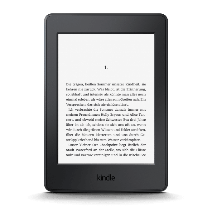 Amazon Kindle Paperwhite ist bald erhältlich Kindle Paperwhite Amazon überarbeitet Kindle Paperwhite Kindle Paperwhite 2015 1 680x680