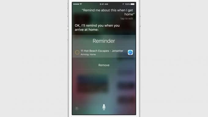 iOS 9 erinnert an Links ios 9 iOS 9 bekommt Proactive und wird intelligenter e439facedfc13e52d334835365488517cd768b76 expanded large 2x 680x383