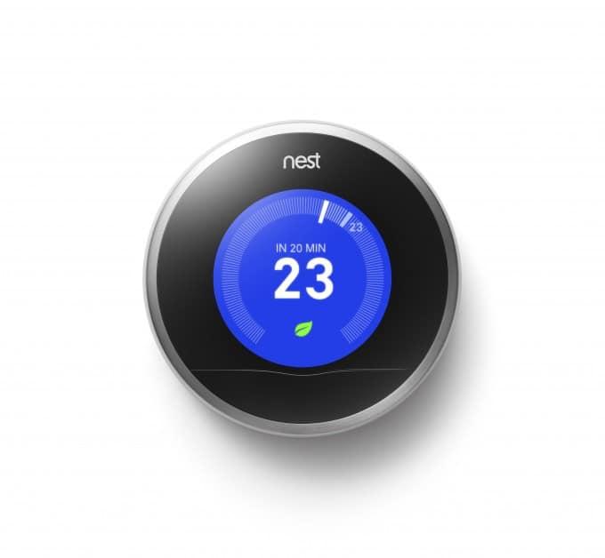 Nest Thermostat und Nest Protect arbeiten zusammen nest Google stellt neue Nest-Produkte vor nest celsius cooling 680x628