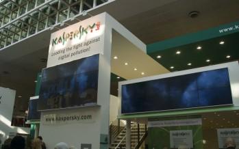 Kaspersky wurde mit Cyberattacke ausspioniert