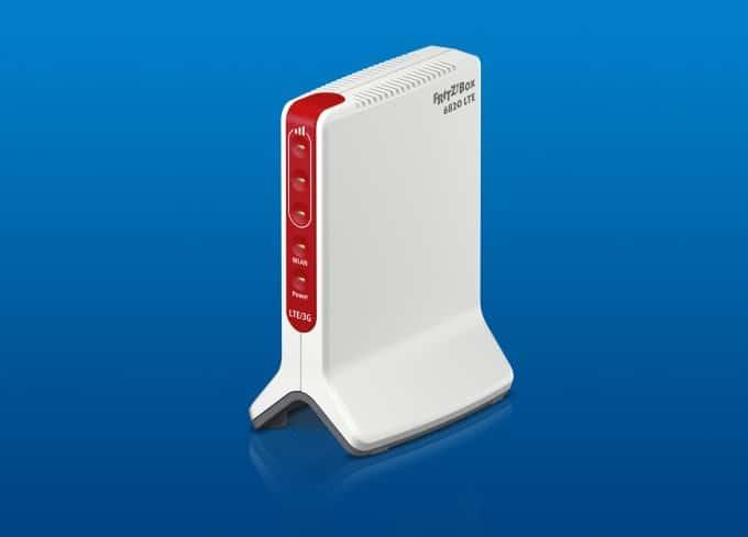 AVM FRITZ!Box 6820 LTE AVM AVM stellt neue Fritz! Geräte vor AVM FRITZBox 6820 LTE 680x489
