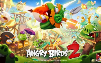 Die Vögel fliegen wieder – Angry Birds 2 ist da