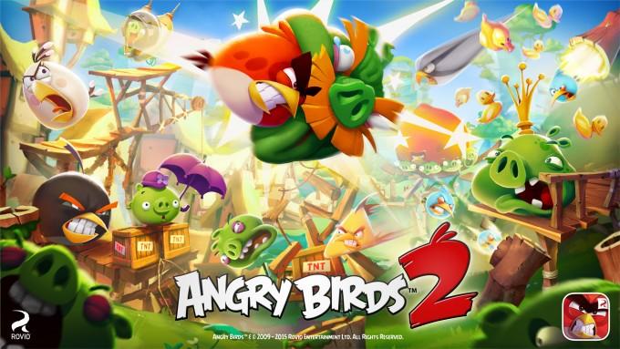 Angry Birds 2 ist verfügbar angry birds 2 Die Vögel fliegen wieder – Angry Birds 2 ist da Angry Birds 2 key art 680x383