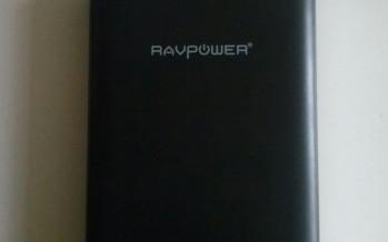 RAV Powerbank: der externe Akku mit Taschenlampe an Bord getestet