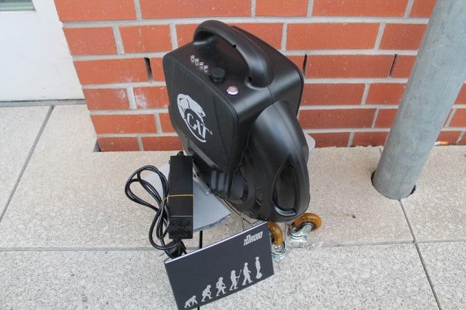 CAT 1Droid Lieferumfang 1droid Elektronisches Einrad CAT 1Droid getestet IMG 7631 680x453
