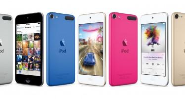 Apple schickt überarbeitete iPods an den Start