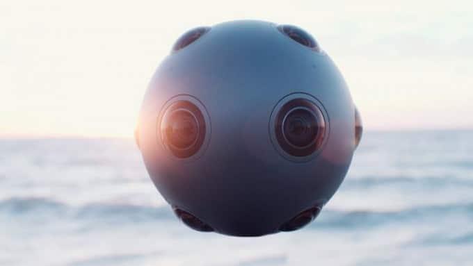Nokia bringt erste VR-Kamera auf den Markt: Ozo Ozo Ozo: Nokia bringt virtual reality Kamera auf den Markt ozo press photo cloud 680x383
