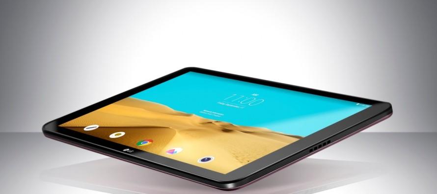 LG kündigt neues G Pad II 10.1 an