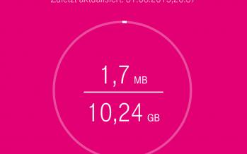 Telekom Systemfehler verrät neuen MagnetaMobil L Plus