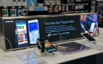Samsung stellt das neue Galaxy Note 5 und Galaxy S6 Edge+ vor