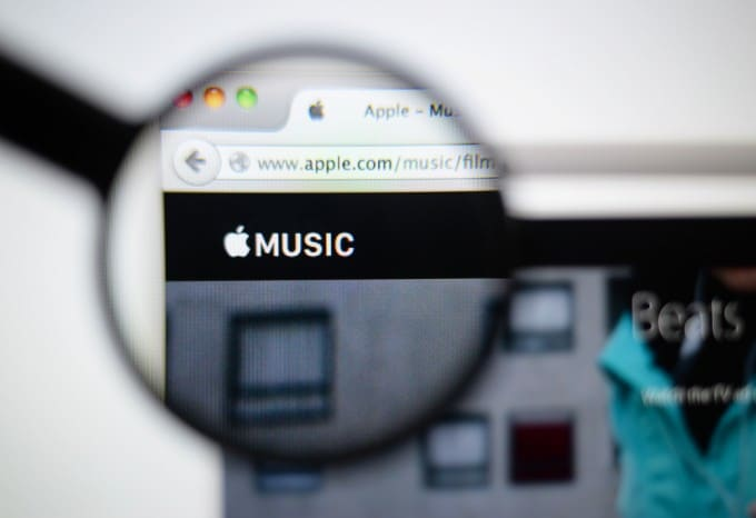 Apple Music beheimatet 11 Millionen Mitglieder Apple Music Apple Music: 11 Millionen Probeabonnements shutterstock 294929396 680x466