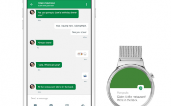 Android Wear ist ab sofort mit iPhones kompatibel