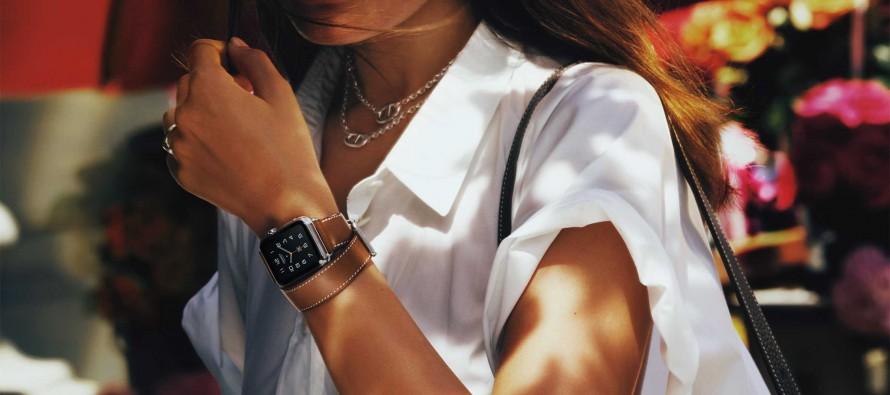Apple Watch: Kollektion wird erweitert – Hermès startet mit Lederarmband