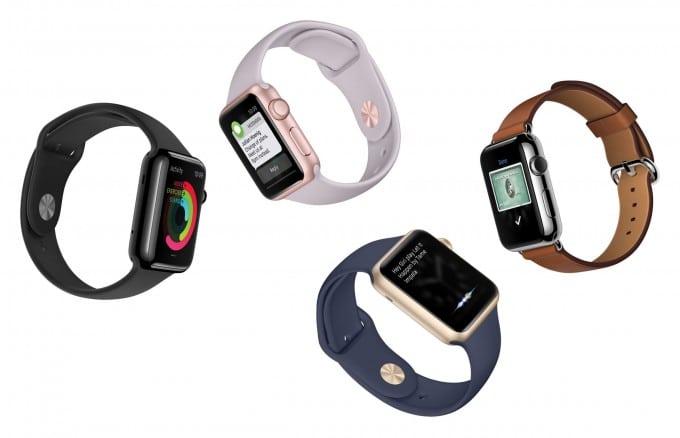 Apple Watch bekommt neue Armbänder Apple Watch Apple Watch: Kollektion wird erweitert – Hermès startet mit Lederarmband AppleWatch Tumbles 4 Up PRINT 680x438
