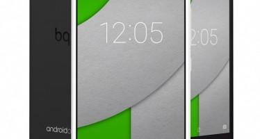 BQ geht mit neuem Smartphone an Start – basierend auf Android One