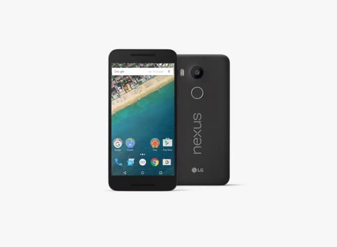 Nexus 5X von LG Nexus Google präsentiert neue Nexus Smartphones – Android 6.0 ab nächster Woche Bild LG Nexus 5X 1 680x500