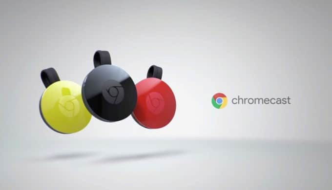 Google Chromecast in 2. Generation vorgestellt Chromecast Google bringt neue Chromecasts auf den Markt Chromecast2015 680x390