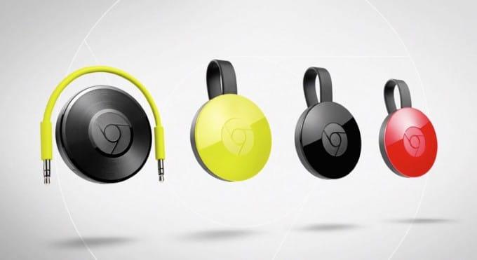 Chromecast Audio streamt Musik Chromecast Google bringt neue Chromecasts auf den Markt Chromecast Audio2015 680x371