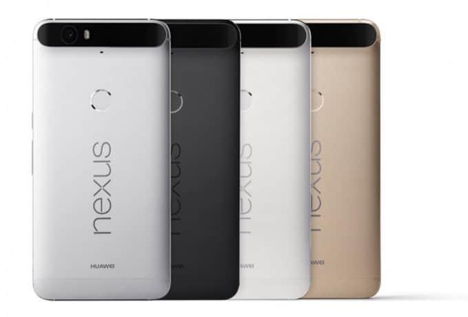 Huawei entwickelt das Google Nexus 6P Nexus Google präsentiert neue Nexus Smartphones – Android 6.0 ab nächster Woche Huawei Nexus 6P 2 680x462