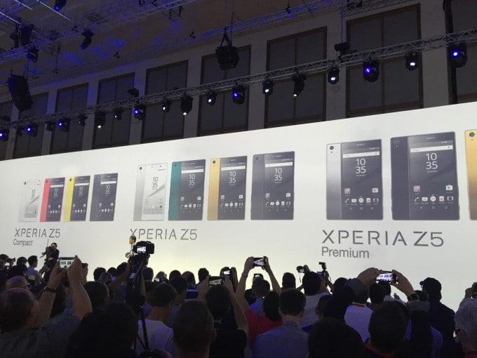 Sony Xperia Z5 Präsentation jahresrückblick Jahresrückblick 2015 – das Jahr der Höhen und Tiefen IMG 9260 e1441215090828 680x510