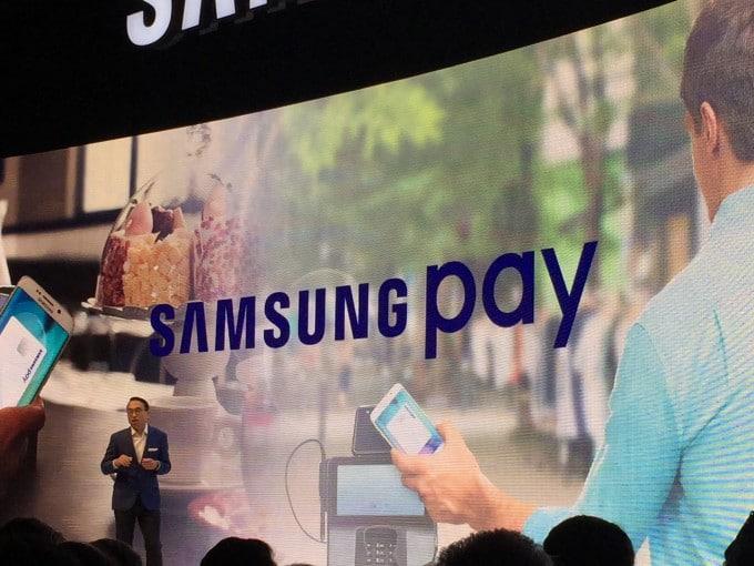 Samsung Pay vermutlich 2016 auch in Deutschland samsung Samsung im Interview – von der Smartwatch bis zu Smart-Home und Smartphones IMG 9375 e1441440609638 680x510